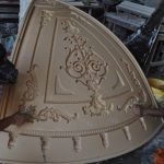 Gypsum Artwork Craft