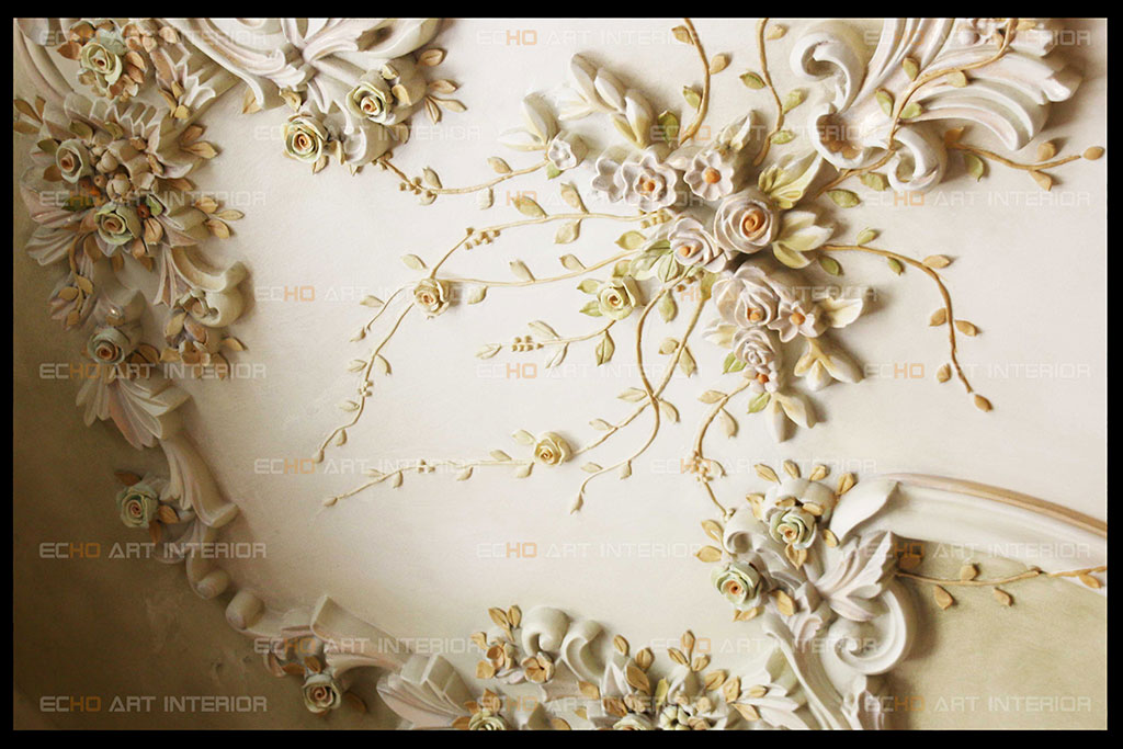 Gold Leaf Design work for your interiors